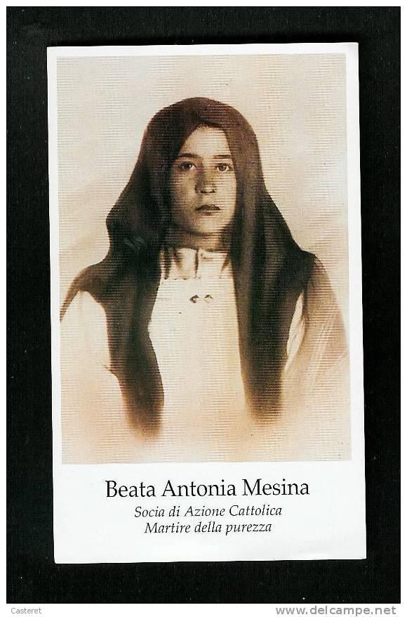 Beata ANTONIA MESINA1