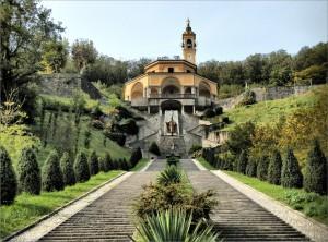 Madonna del Bosco Imbersago santuario