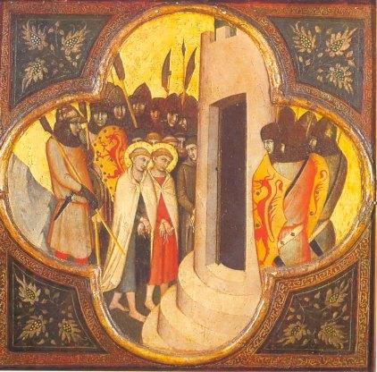Mariano e Giacomo portati in prigione