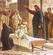 MIRACOLO risurrezione ragazzo di naim