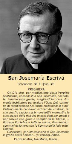 S. Giuseppe Maria Escrivà de Balaguer5