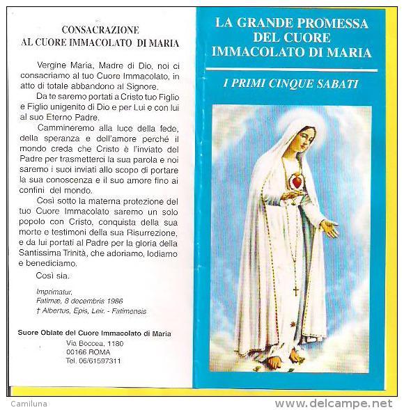 consacrazione a Maria