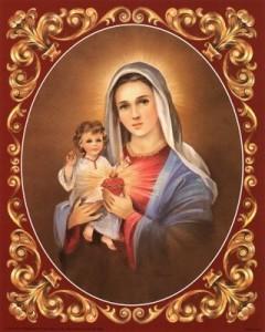 cuore di Gesù e di Maria