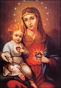 cuore di Gesù e di Maria1