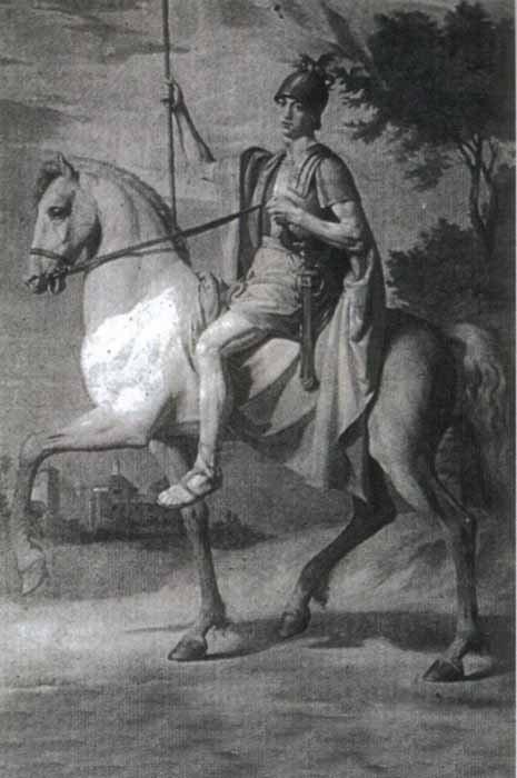 sveti Alban - vojak in mučenec