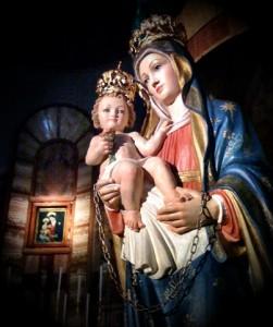santuario madonna della catena laurignano