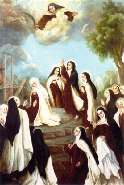 Beata Teresa di Sant'Agostino
