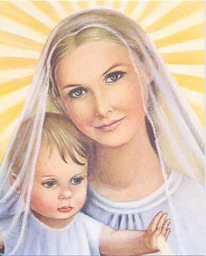 Gesù madre_della_divina_grazia
