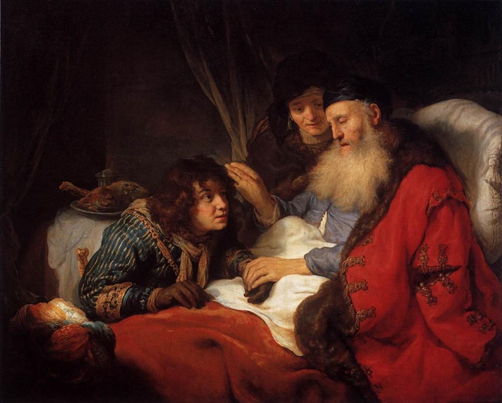 Isacco e Giacobbe1