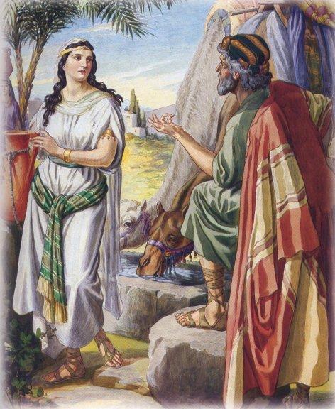 Rebecca-ed-Isacco