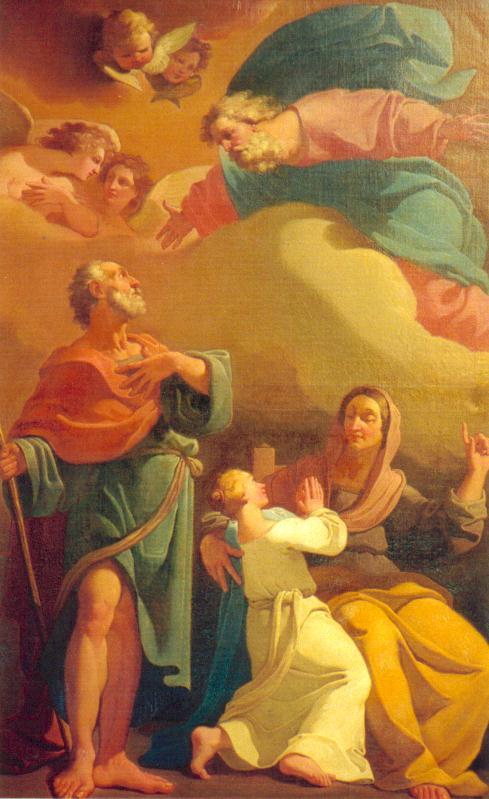 San Anna e Gioacchino