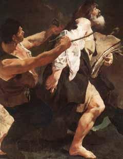 martirio di san Giacomo il maggiore