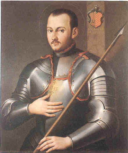 rubens-sant'Ignazio di Loyola