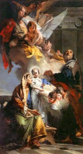 santi gioacchino ed anna