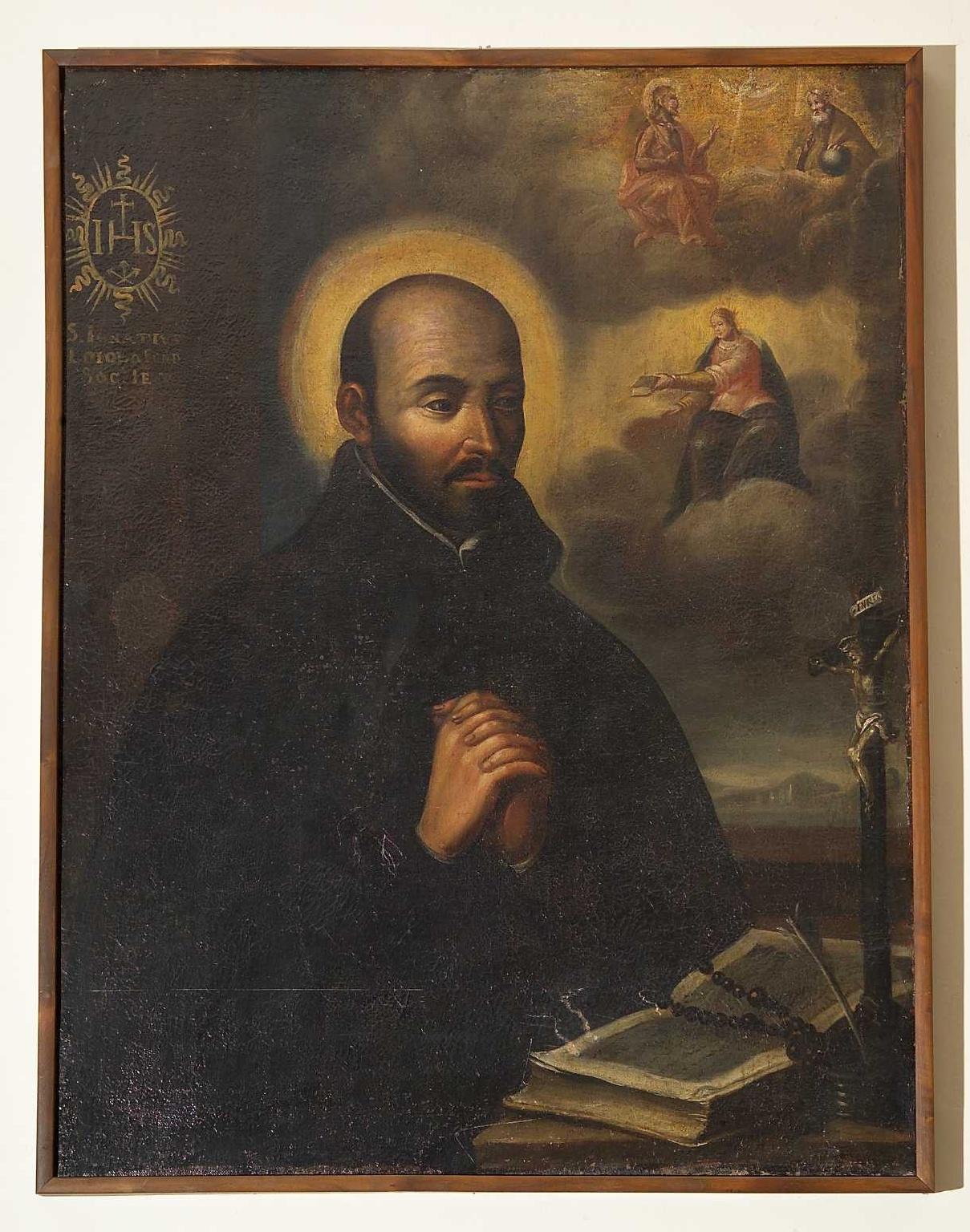 Risultati immagini per sant'Ignazio loyola