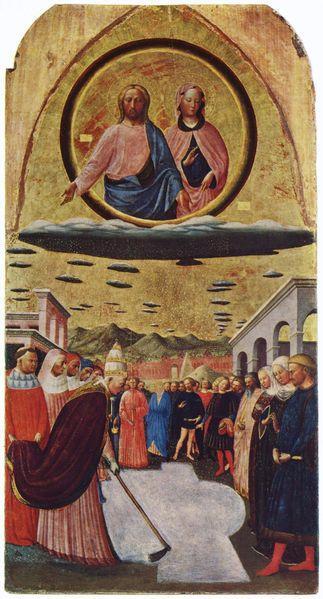 madonna della neve basilica s. maria maggiore