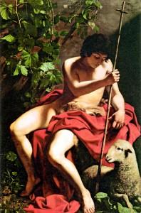 Battista - Caravaggio - Toledo, Museo della Cattedrale