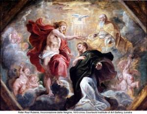 I tuoi santi, Signore, dicono la gloria del tuo regno.