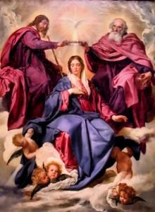 L'incoronazione della Vergine 1641