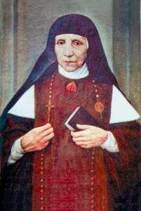 S. Maria Michelina del SS. Sacramento e  la B. Maria Incarnazione del Sacro Cuore2