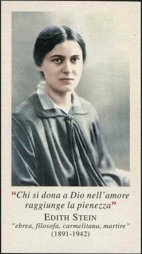 S. TERESA BENEDETTA della CROCE4
