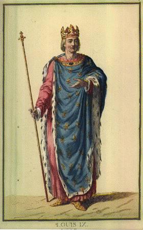 San Luigi IX, re di Francia 2