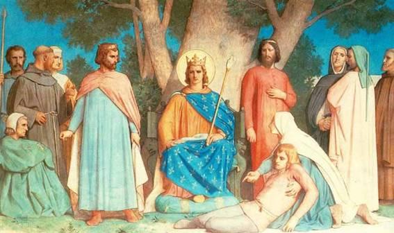 San Luigi IX, re di Francia 5