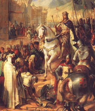 San Luigi IX, re di Francia 7