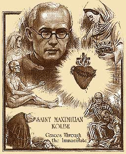 San Massimiliano Maria Kolbe2