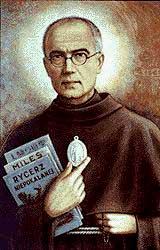 San Massimiliano Maria Kolbe3