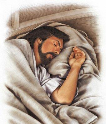 dorme Gesù