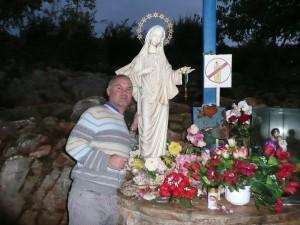 marco ripamonti alla croce blu