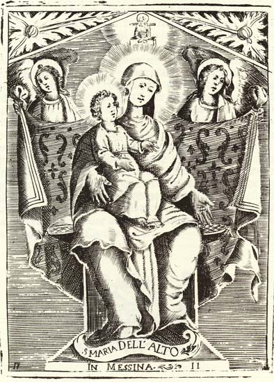 messina santa Maria dall'Alto