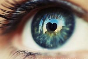 occhio cuore