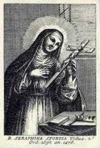 B. Serafina Sforza1
