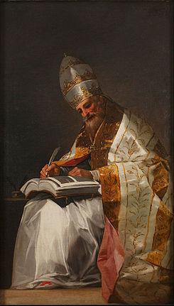 Francisco_de_Goya_-_Saint_Gregory_the_Great,_Pope_-_Google_Art_Project