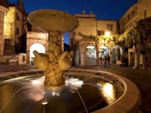 Madonna del Colle - fontana di lenola