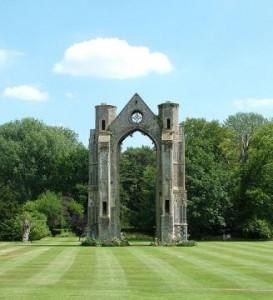 Madonna di Walsingham - santa casa