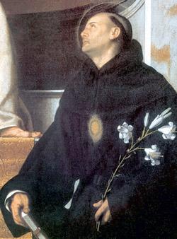 S. NICOLA da TOLENTINO