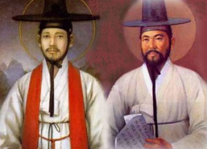 SS. ANDREA KIM, PAOLO CHONG e cc.