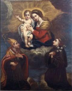 Tommaso da Villanova e Nicola da Tolentino