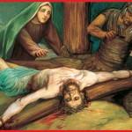 addolorata sotto la croce
