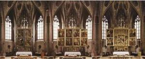 b. Alano - In questa chiesa, oggi sconsacrata, è la tomba del Beato Alano della Rupe