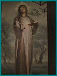 figura - Santuario Madonna della corona - Scala Santa - 04