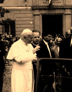 Beato Papa Giovanni Paolo II-