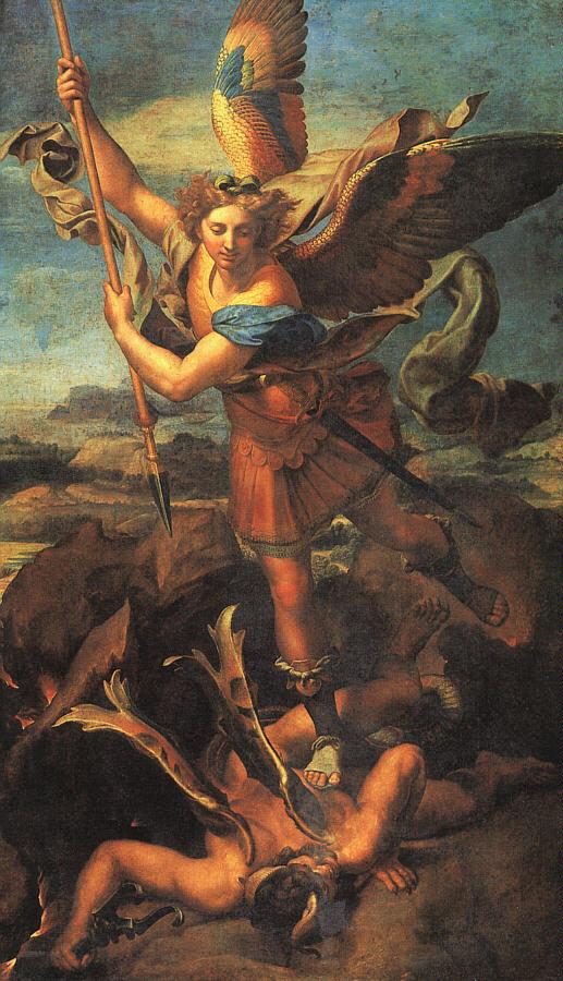 Michele e Satana