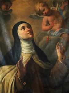 S. TERESA d'AVILA-