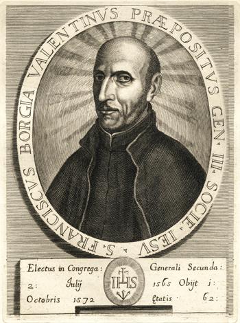 San Francesco Borgia 2