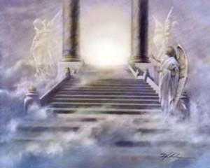 gli angeli -