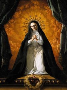s. margherita maria alacoque